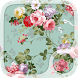 Vintage Rose Wallpaper by UniversalWallpapers