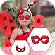 Ladybug Dress Up Photo Editor by Riseum Technosoft