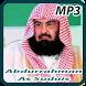 Murottal Abdurrahman As Sudais Offline Mp3 by Anak Pesantren