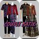 Couple Batik by ZahraStudio