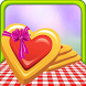 Jam Heart Cookies Bakery by Funtoosh Studio