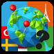 Geografía del mundo by Xagu Studios