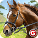 Arabic Horse Run: Horse Race by gunner'sgames: combat commando action games