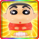Shin Boys Puzzle chan game by GAMEPUZZLEONE