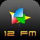 Radio 12fm by Open Source Mind