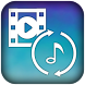 Video to mp3 converter-Video to audio by Incredible Apps Developer