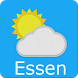Essen - Das Wetter by Dan Cristinel Alboteanu