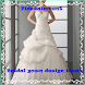 Bridal gown design ideas by fidetainment
