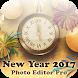 New Year 2017 Photo Editor Pro by Crosoft.My