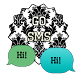 GO SMS - Damask 12 by SCSCreations