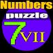 Puzzle Kebrakoko Numbers by Owpoga.com