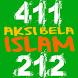 Aksi Bela ISLAM 411 & 212 by CV Wiztech