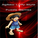Luffy Jigsaw Puzzle Games by Nov20Tah