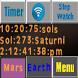 Interplanetary Clock by Roadhammer Gaming