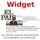 Widget del diario EL PAIS by Alborán XXI