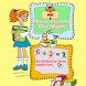 Math Divide english games by kids game learn