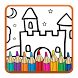 Coloring pages by Reticode