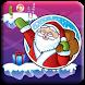Christmas Santa run by chbibikaapps