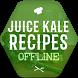 Juice Kale Recipes Offline by CookRecipesOfflineLtd