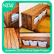 Ingenious DIY Furniture Pallet Project by Diane DeLand