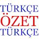 Türkçe Özet TEOG/YGS/DGS/KPSS by CreaBoss