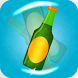 flip beer bottle game by TenAppsAndGames