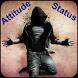 Attitude Status in Hindi by Top Creative Application