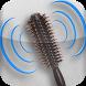 Ultrasonic Hairbrush by Bnc