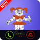 Call from Circus Baby Simulation by cityapp4kids