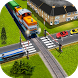 Indian Railroad Crossing: Railway Train Passing 3D by GAMELORDs Action Simulation Games Ever