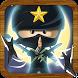 Ninja in Black by Pabeda