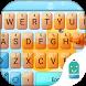 Cartoon Duck Theme Keyboard by Best Keyboard Theme Design