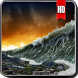 Tsunami Wallpaper by VikingsWallpapers