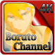 Watch BORUTO anime channel by medtech