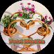 idea of wooden flower pot shelf