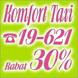 Taxi Komfort Gdansk by ARICOM SOFTWARE