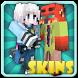 Skins Zootopia for Minecraft by yarmolenkoigor