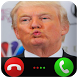 Fake Call - Donald Trump by yasso app