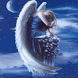 Lonely Angel Live Wallpaper by Daksh Apps