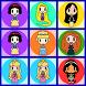 Match Crush Kids by Frozen Games Princess