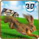 Pet Rabbit Vs Dog Attack 3D by Kick Time Studios