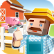 Country Village Farm Idle Clicker Game