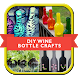 DIY Wine Bottle Crafts by Kamugy Apps