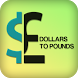 Dollars to Pounds