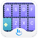 TouchPal Stamp Keyboard Theme by Love Free Themes