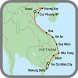 Vietnam Map - Travel by Travel Information Map provides