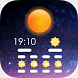 Local Weather forecast: 14 days by NutShell Innovasion