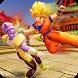 Grand Guko Fighting-Ultimate Saiyan Warrior Battle