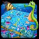 Fish Aquarium keyboard Theme