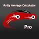Rally Average Calculator Pro by Brandon Hefferan